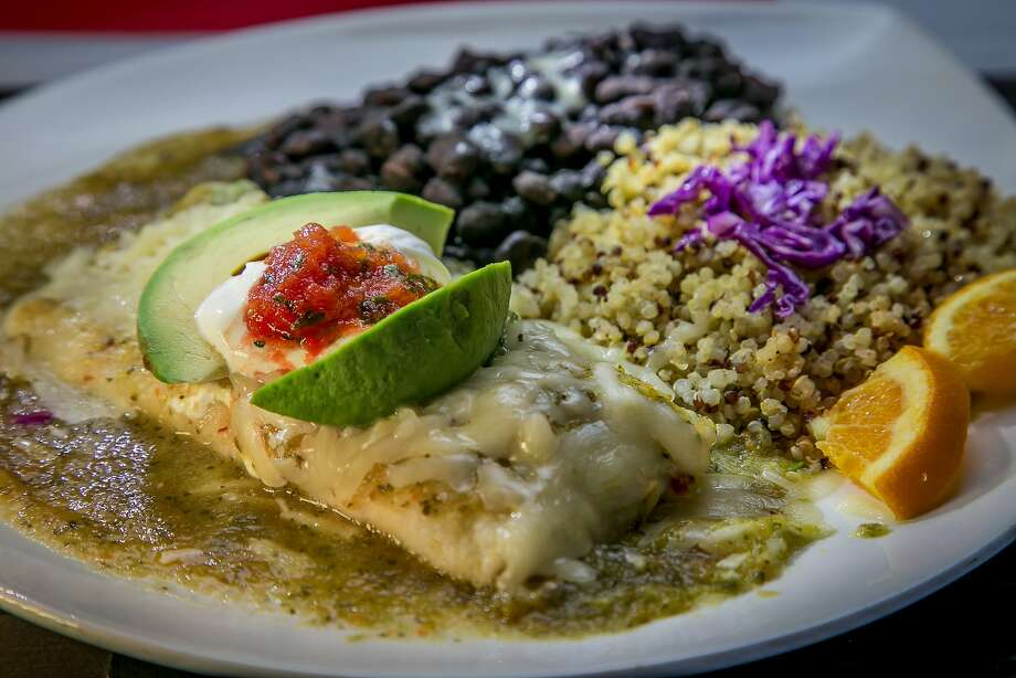 Basic taquerias and hole-in-the-wall Mexican restaurants may be getting replaced with trendy fusion-burrito serving eateries in S.F., but Las Vegas remains home to many Mexican food restaurants that are muy autentico.  Photo: John Storey, Special To The Chronicle