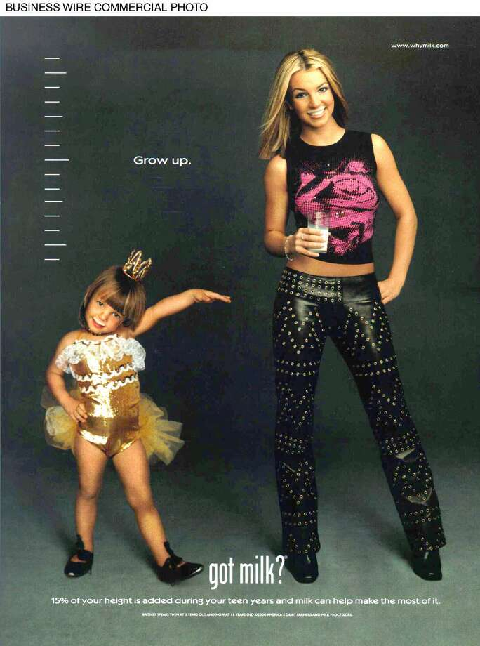 Britney Spears, 2000 Photo: BW / MILK MUSTACHE