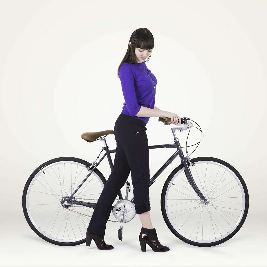 Iladora Apparel, founded by San Francisco's Ilana Siegelman and Meghan Murphy a year ago, was created for female commuters like them. Their Perfect Bike Pant, inspired by equestrian gear, features splash-resistant fabric, a waistband that prevents rear-end peekaboo, and a trouser-like silhouette. $135,  www.iladora.com Photo: Iladora
