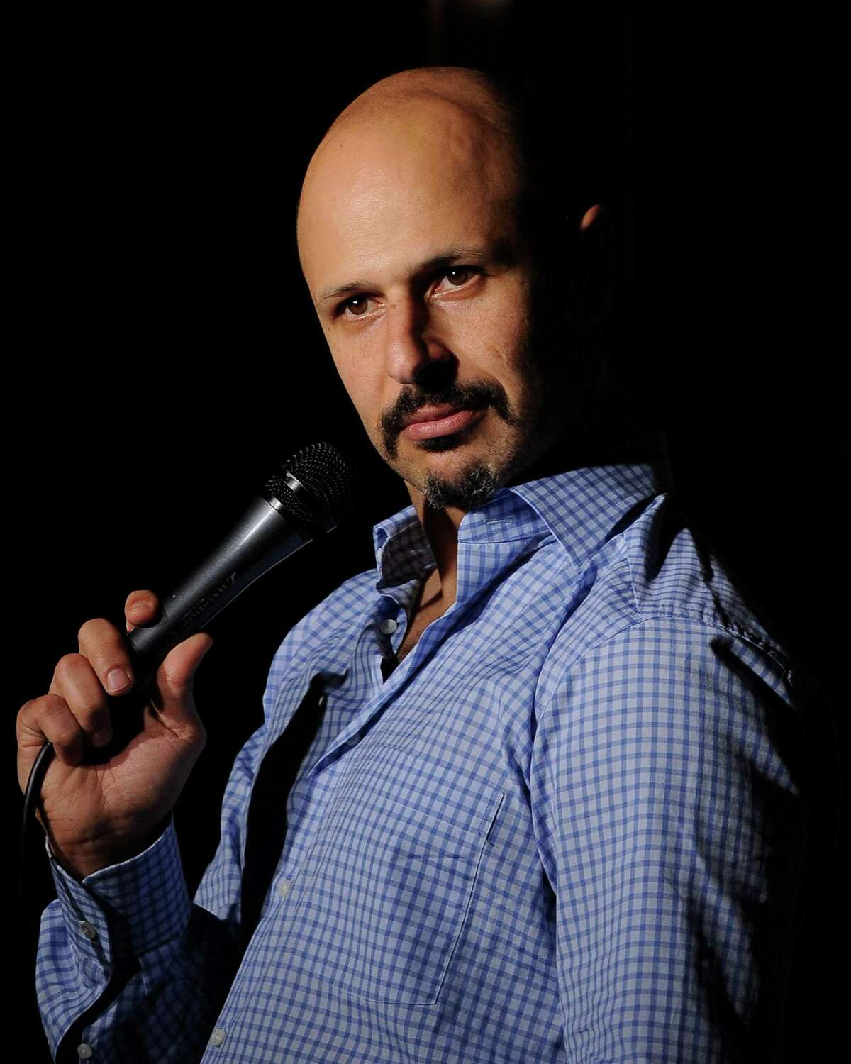 You might recognize Maz Jobrani  from his occasional stints as a guest on NPR's 'Wait Wait...Don't Tell Me'. See him show off his comedic skill from April 17 to 19 at Comix at Foxwoods Resort Casino.