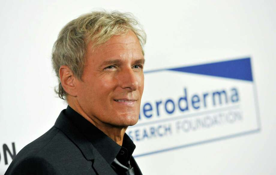 Singer Michael Bolton poses at the Cool Comedy's Hot Cuisine Benefit for the Scleroderma Research Foundation at the Four Seasons Hotel on Tuesday, April 30, 2013 in Beverly Hills, Calif. (Photo by Chris Pizzello/Invision/AP) Photo: Chris Pizzello / Invision