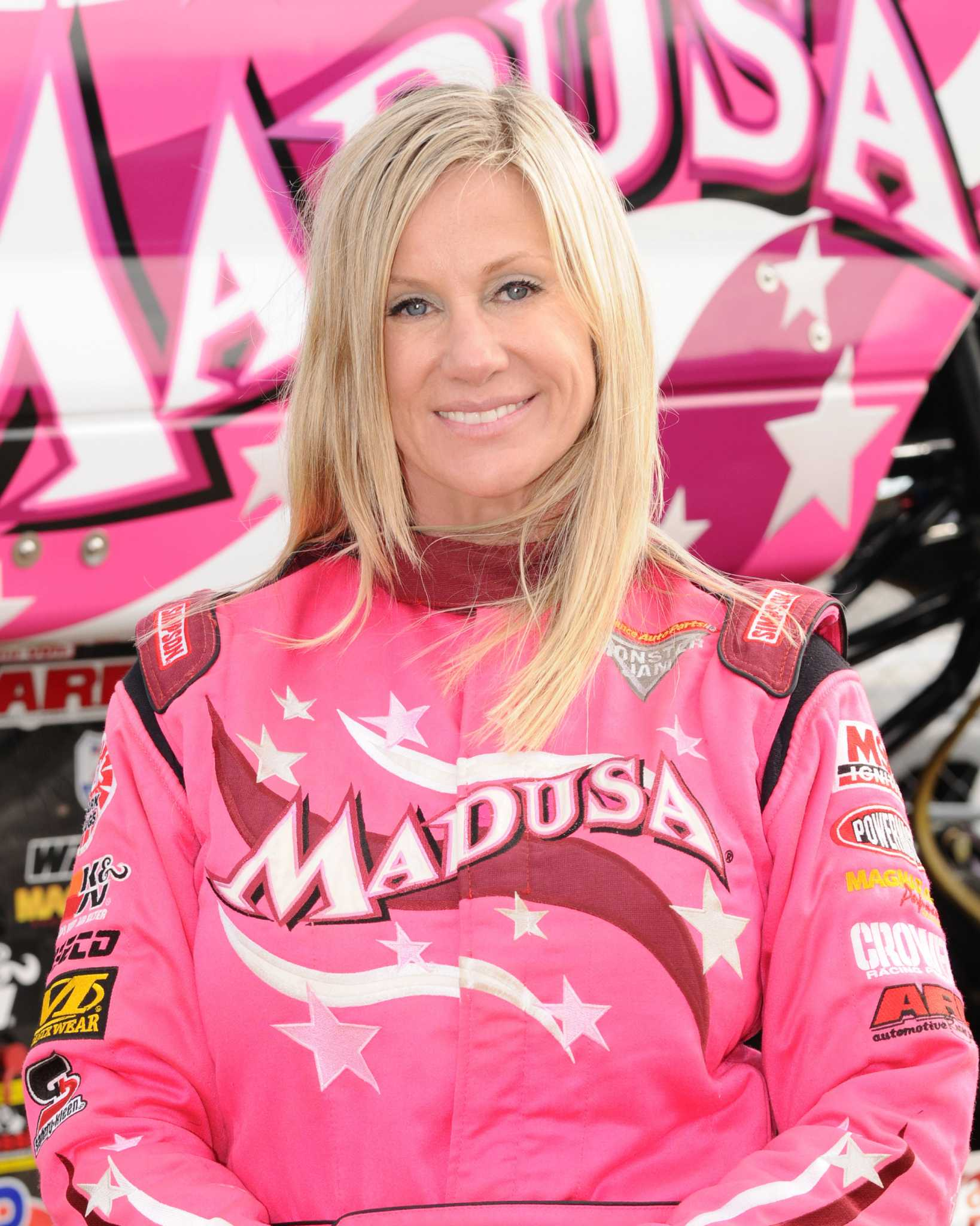 Madusa Crushing Monster Truck Gender Barriers Connecticut Post