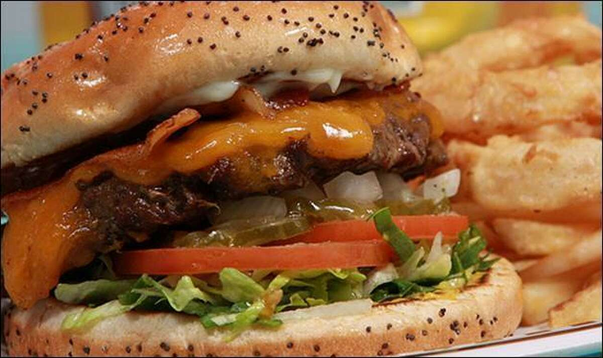 Prince's Hamburgers serves up feel-good diner favorites at four locations in the Houston area.
