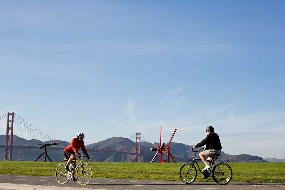 The Bay Area offers spectacular rides from Santa Cruz to Vallejo for you to discover.  Here is a handy guide to several of the Best of the Bay Area bike rides. And if you're willing to jump on a Capitol Corridors train, you can even cruise Sacramento on two wheels. Photo: Jason Henry, Special To The Chronicle