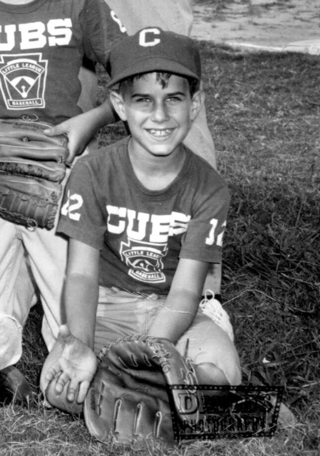 Mike Vance says he has good memories of growing up in Meyerland in the 1960s. He played on on the Meyerland Little League Cubs team in 1967. Photo: Courtesy Mike Vance