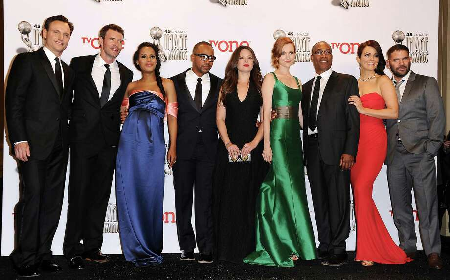 "Rejoice, ""Scandal"" fans, for the show returns Thursday night! Seriously, how did you get through Thursday nights with a ""Scandal""-shaped hole in your heart? A lot of craziness went down during the first half of this third season, so let's review. Photo: Jason LaVeris, Getty / 2014 Jason LaVeris"
