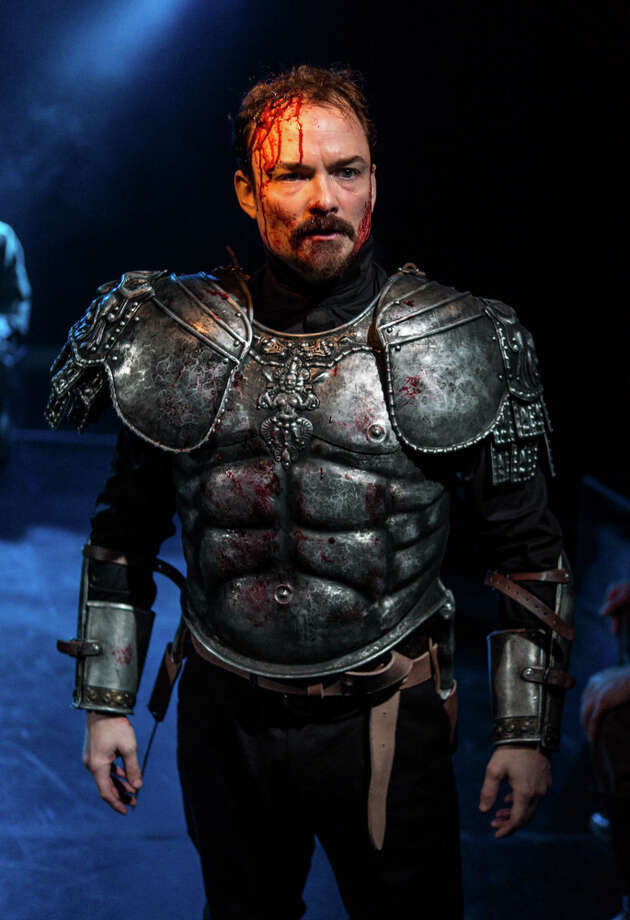 "Guy Roberts will star in ""Macbeth"" at Main Street Theater. Photo: Main Street Theater"