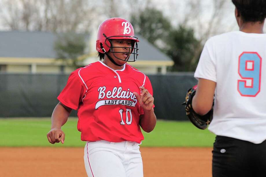 Jasmin Vasquez and Bellaire face Cinco Ranch this weekend. Photo: Â Tony Bullard 2014, Freelance Photographer / © Tony Bullard & the Houston Chronicle