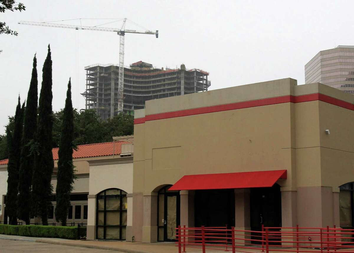 Houston-based AmREIT has owned the Courtyard at Post Oak property, at the corner of Post Oak Boulevard and San Felipe, for almost a decade.