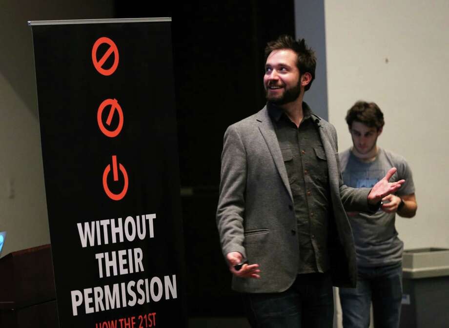 GALLERY: Notable companies supported by Y CombinatorSocial news website reddit.com was one of the first eight companies to receive funding from Y Combinator, in summer 2005. Co-founder Alexis Ohanian speaks at the University of Toronto Bahen Centre. Photo: Vince Talotta, Getty Images / 2014 Toronto Star