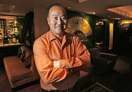 George Chen founder of the restaurant called Shanghai 1930 which is a popular dining establishment in San Francisco has now started a food and hospitality technology company.    5/12/08  Photo by Frederic Larson / San Francisco Chronicle