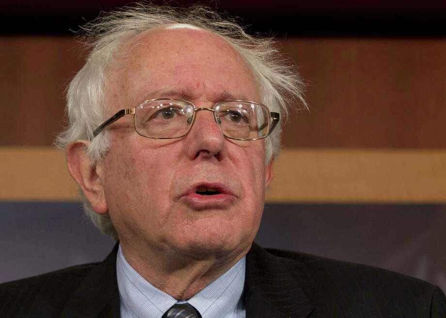 Sen. Bernie Sanders, chairman of the Senate Veterans Affairs Committee, says his bill would cost $21 billion over 10 years. Photo: Associated Press File Photo / AP