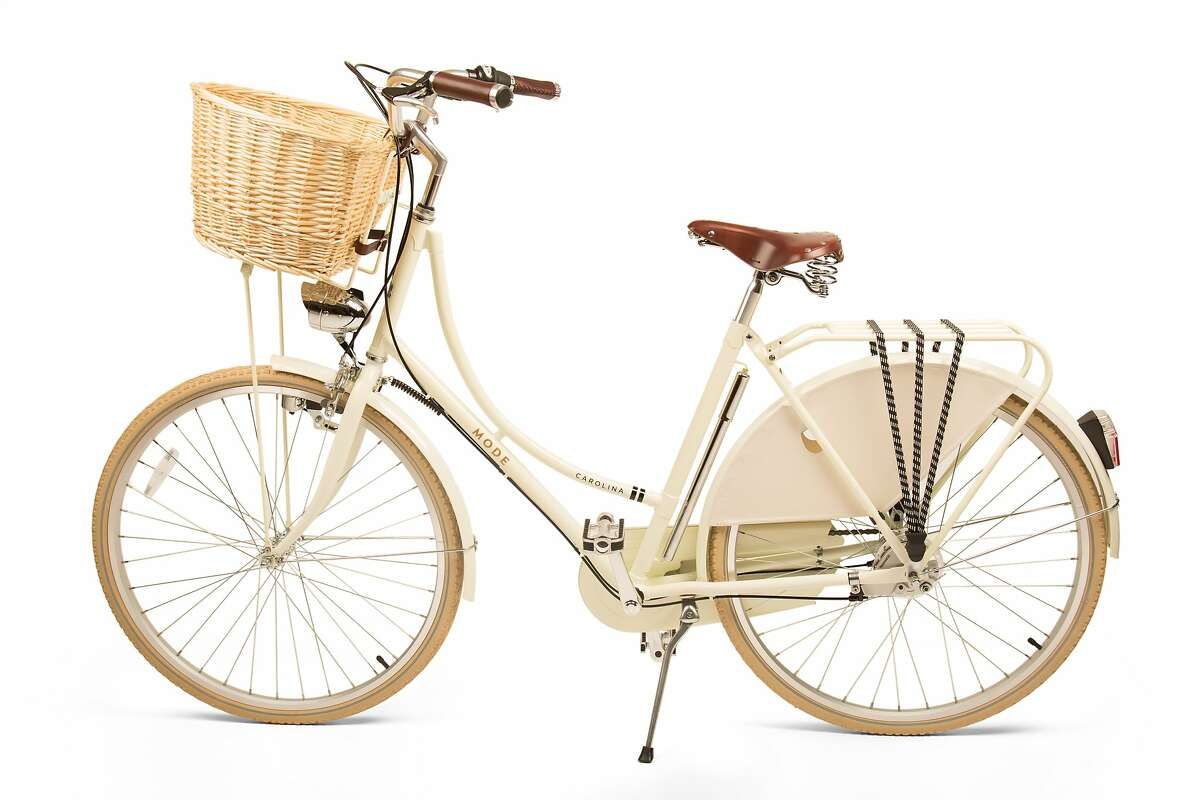 """For spring 2014, San Francisco's Mosi Bicycles introduces its first collection of four bikes, including the creamy cool """"Carolina."""""""
