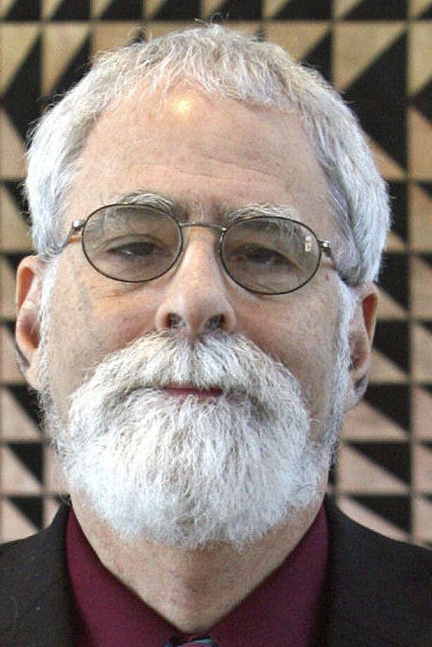 David Rubin was curator of contemporary art at SAMA. / © 2010 San Antonio Express-News