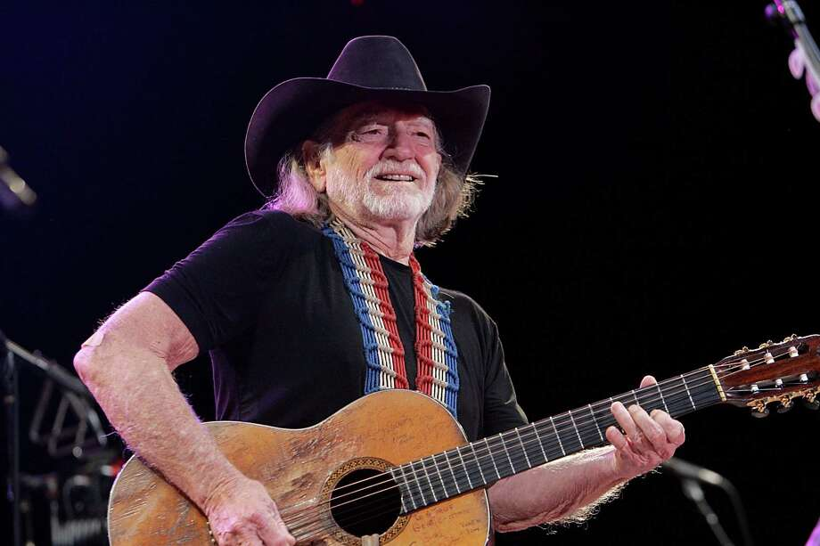...and Willie Nelson, who was born in Abbott in 1933.  Photo: Gary Miller, FilmMagic / 2010 Gary Miller