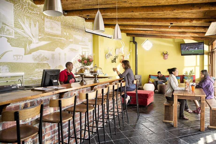 Best-Value Accommodations 1. The Backpack (Cape Town, South Africa)  The Backpack remains a hip, vibrant hangout. – Lonely Planet Photo: Image Courtesy Of The Backpack