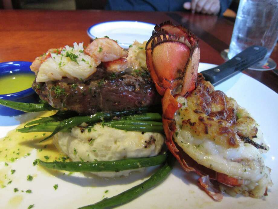 The Ultimate Surf and Turf at Red Lobster Photo: Syd Kearney / ONLINE_YES