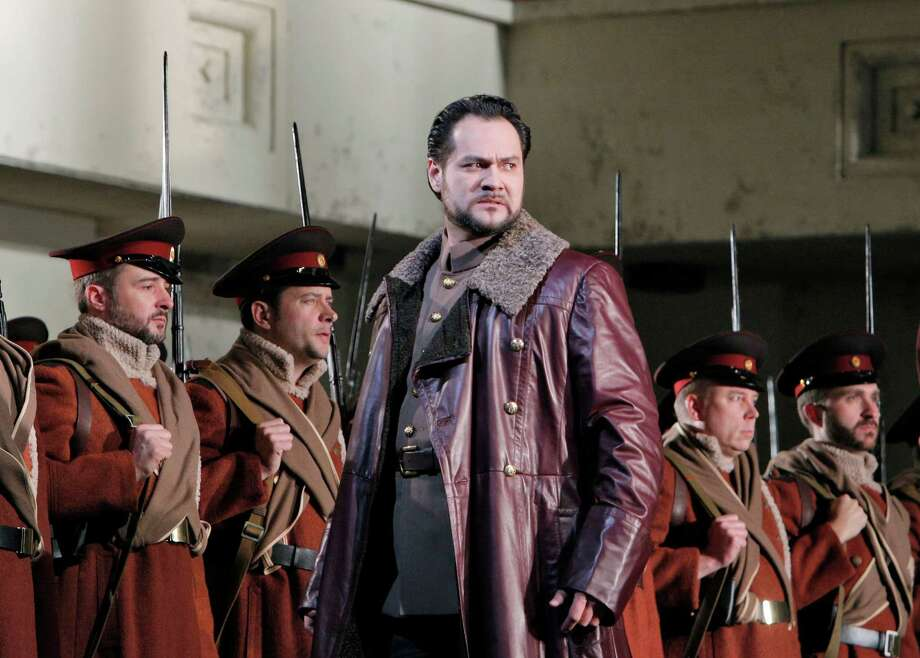 "Russian epic:The splashy and tuneful ""Polovetsian Dances"" are Alexander Borodin's best-known music, but ""Prince Igor,"" the operatic epic that's the source of the popular score rarely comes along; Houston Grand Opera hasn't staged it since 2001. The Metropolitan Opera's Live in HD Series provides a rare chance to see Borodin's four-hour drama, the story of a Russian hero who fought off invaders in the 12th century. 11 a.m. Saturday, 6:30 p.m. Wednesday; locations including Edwards Marq*E Stadium 23, 7620 Katy Freeway; $24; fathomevents.com -Steven Brown Photo: Cory Weaver, HONS / Metropolitan Opera"