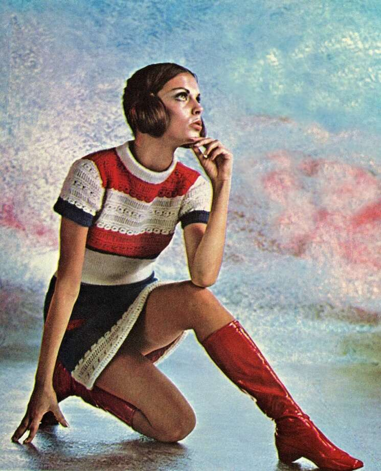 This year marks the 50th anniversary of the miniskirt. The style orgininated in London. Photo: Contributed Photo, My Vintage Vogue