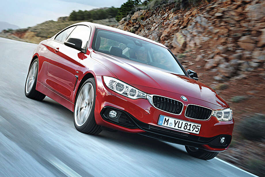 2014 BMW 435i xDrive Coupe (photo courtesy BMW) Photo: LINE / BMW AG