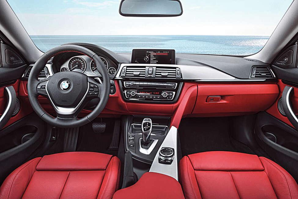 2014 BMW 435i xDrive Coupe (photo courtesy BMW)