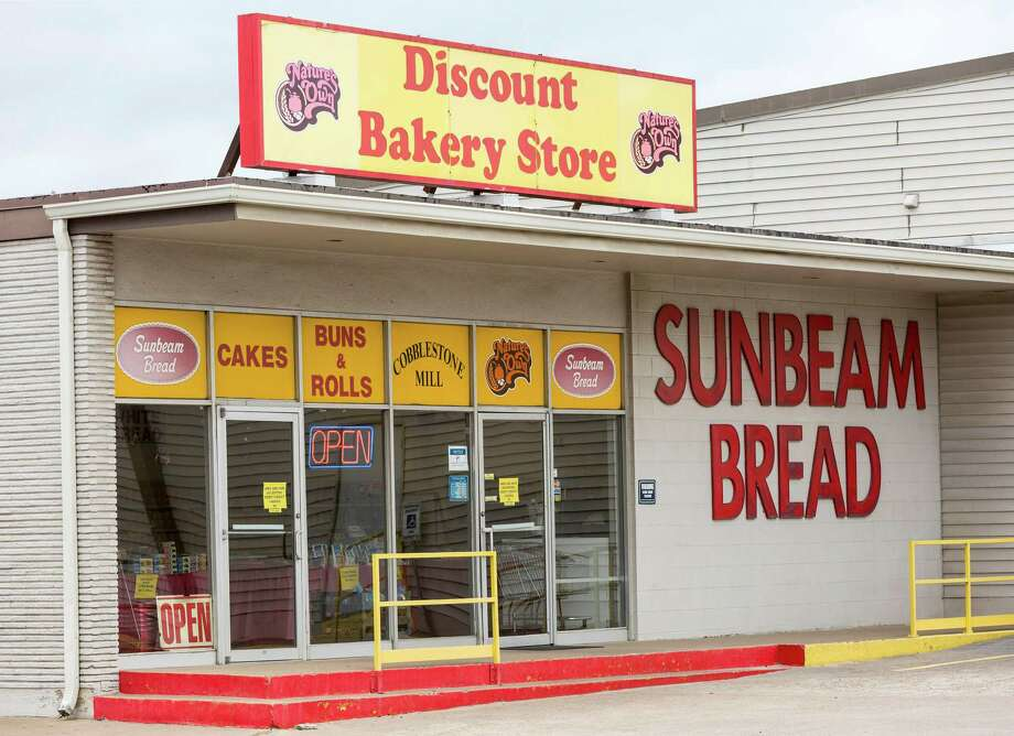 Tastykake goods are sold at reduced prices at Sunbeam thrift stores, including this one on Washington Avenue. Photo: Craig Hartley, Freelance / Copyright: Craig H. Hartley