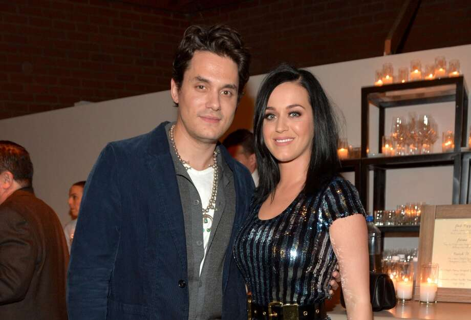 CULVER CITY, CA - JANUARY 28:  Musician John Mayer and singer Katy Perry attend Hollywood Stands Up To Cancer Event with contributors American Cancer Society and Bristol Myers Squibb hosted by Jim Toth and Reese Witherspoon and the Entertainment Industry Foundation on Tuesday, January 28, 2014 in Culver City, California.  (Photo by Charley Gallay/Getty Images for Entertainment Industry Foundation) Photo: Getty Images For Entertainment I