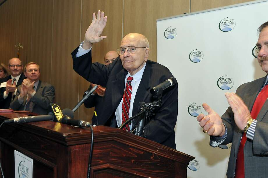 U.S. Rep. John Dingell, D-Mich., is the longest-serving member of Congress. Photo: Max Ortiz, Associated Press