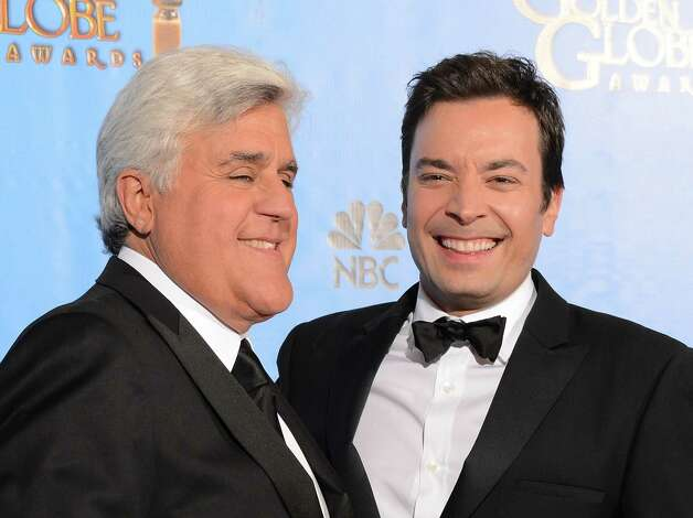 CBS's 'Late Night with Jimmy Fallon' ended in February so Fallon could take over Jay Leno's 'The Tonight Show.' Photo: ROBYN BECK, Staff / AFP ImageForum