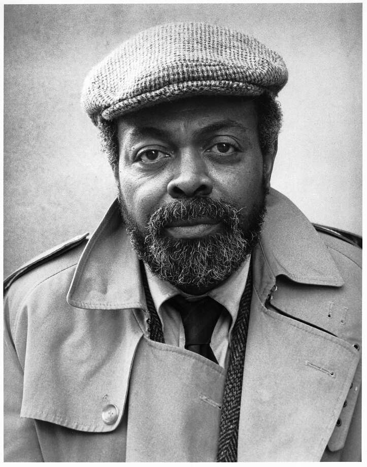 Portrait of writer and playwright Amiri Baraka (aka LeRoi Jones), 2005. Photo: Chris Felver, Getty Images