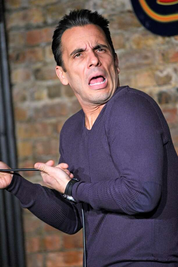 "Sebastian Maniscalco, March 24, Proctors. Comedian returns to Capital Region on ""Why Would You Do That?"" tour. Photo: Bobby Bank, WireImage"