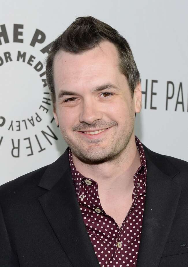 'Jim Jefferies: BARE'- Taped at Boston's Wilbur Theatre, it finds Jefferies weighing in on diverse topics such as politics, new fatherhood, orgies and Neil Diamond. Available Aug. 29 Photo: Michael Kovac, WireImage