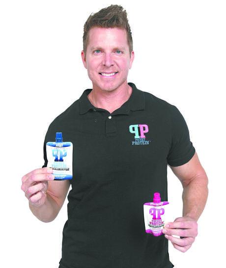 Mark Long has launched a new protein drink. Photo: Juanito Garza, San Antonio Express-News / San Antonio Express-News