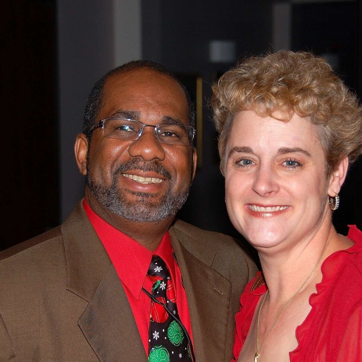 Ryan Nelson-Paryag and his wife, Lindy, attend Kingwood Christian Church.