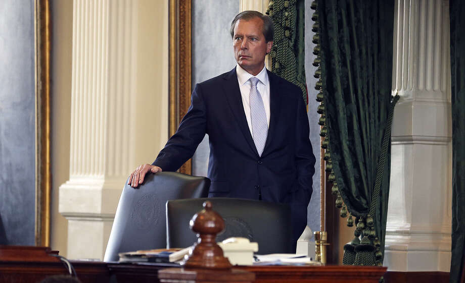 A reader questions the jobs-creation claims of  Lt. Gov. David Dewhurst, who is running for re-election. Photo: Express-News File Photo