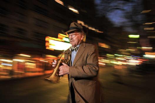 Jim Cullum Jazz Band at Trinity - San Antonio Express-News