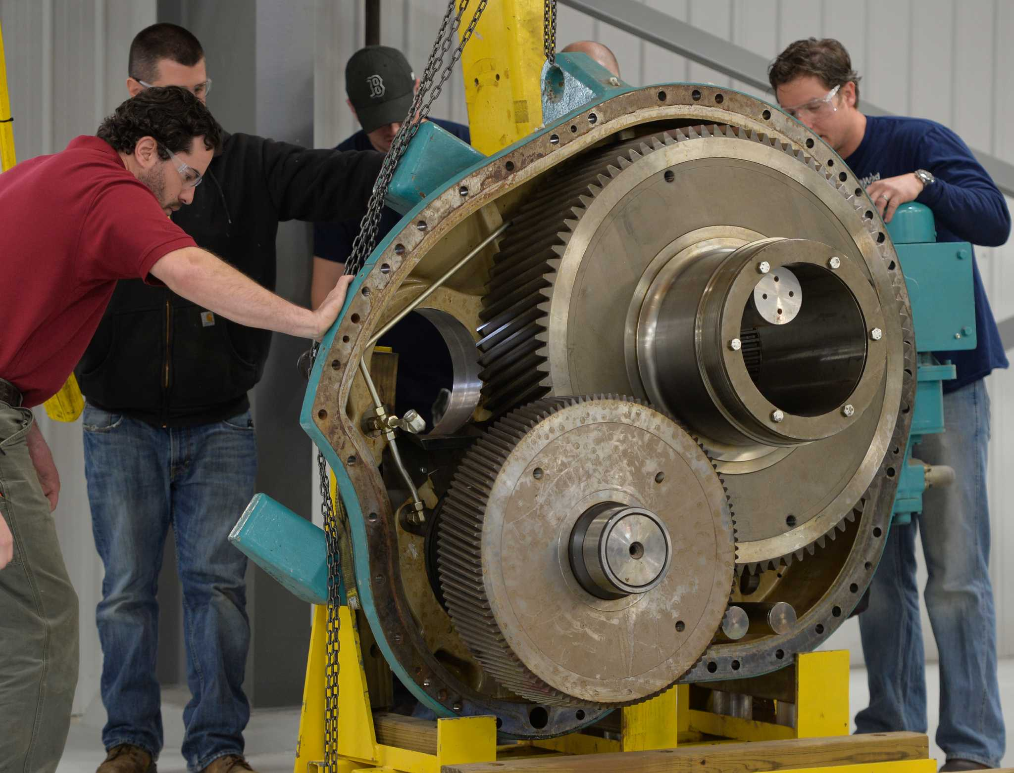 GE wind turbine lab aims for better way to do job Times Union