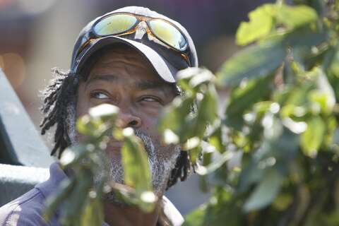Original Bushman lives on at Fisherman's Wharf - SFGate