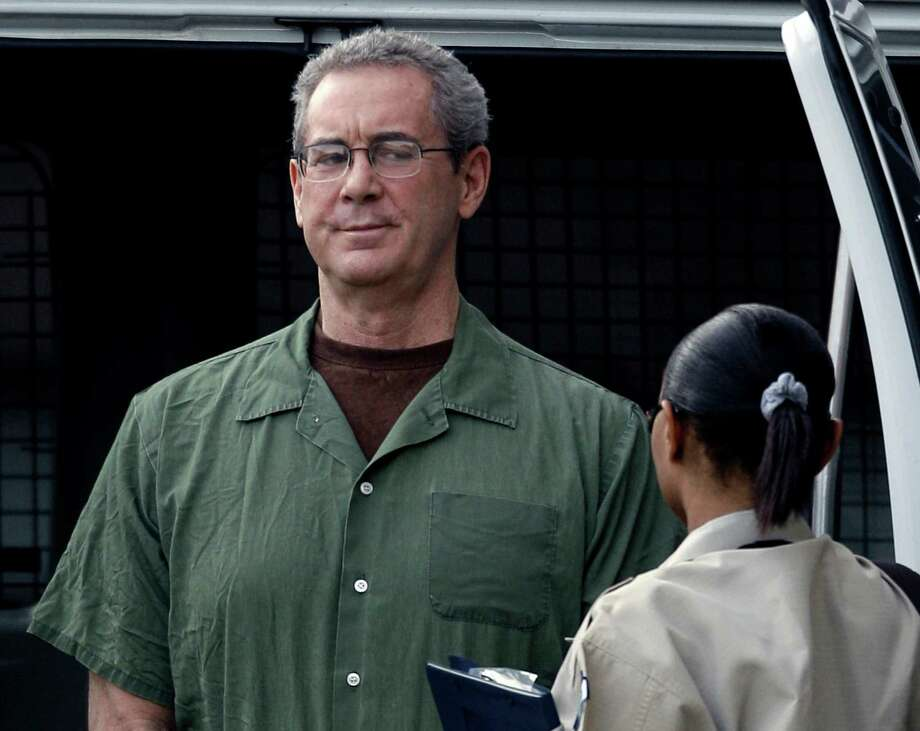 R. Allen Stanford arrives at the federal courthouse in downtown Houston in the summer of 2010. The former financier is now imprisoned in Florida. Photo: David J. Phillip, STF / AP