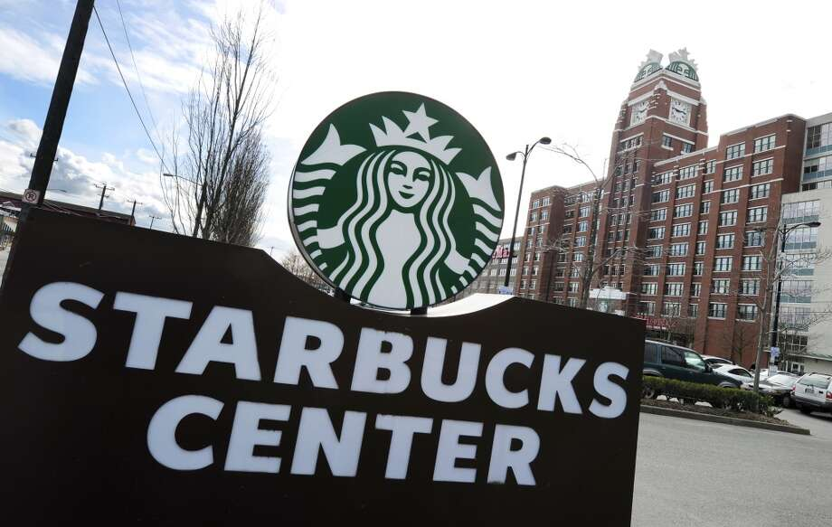 Starbucksoffers corporate birth mothers 18 weeks of paid family leave if they work in the company's corporate positions. In-store employees earn just six weeks, though that does apply to part-time workers. Photo: MARK RALSTON, AFP/Getty Images