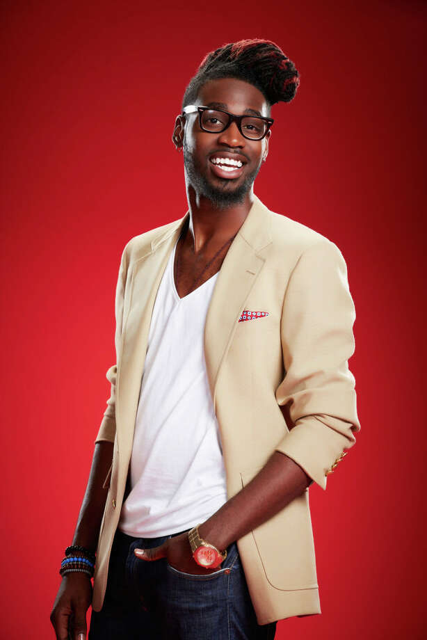 THE VOICE -- Season: 6 -- Pictured: Delvin Choice -- (Photo by: Paul Drinkwater/NBC) Photo: NBC, Paul Drinkwater/NBC / 2013 NBCUniversal Media, LLC
