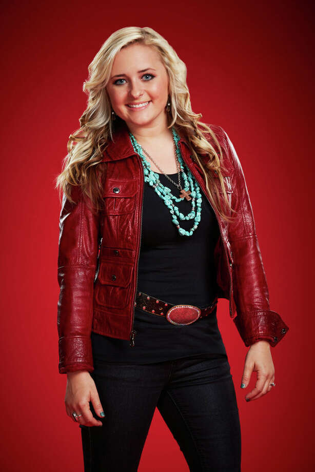 THE VOICE -- Season: 6 -- Pictured: Cary Laine -- (Photo by: Paul Drinkwater/NBC) Photo: NBC, Paul Drinkwater/NBC / 2013 NBCUniversal Media, LLC