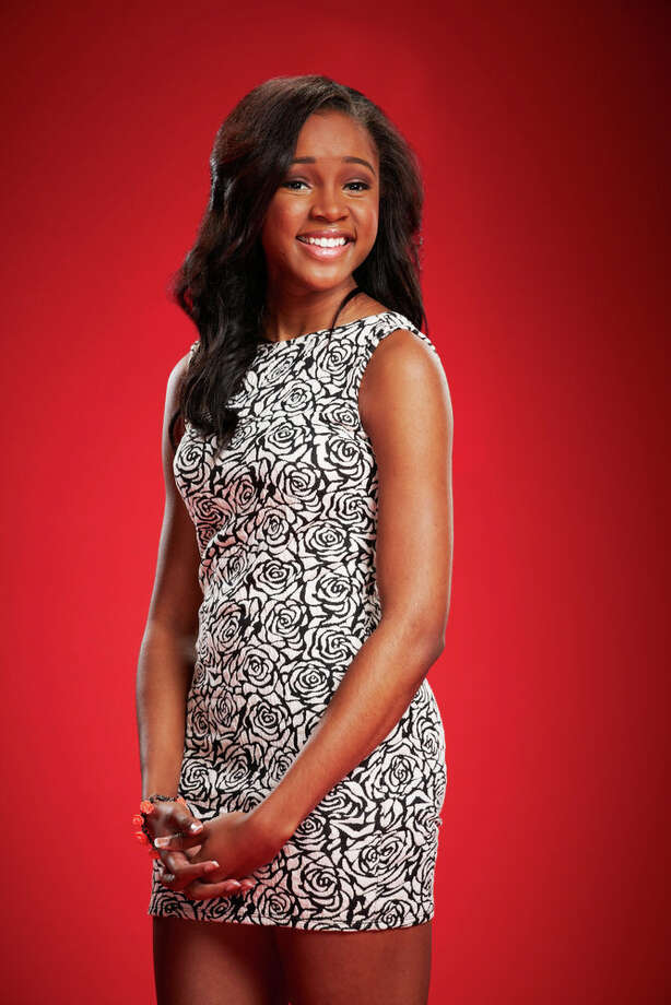 THE VOICE -- Season: 6 -- Pictured: Deja Hall -- (Photo by: Paul Drinkwater/NBC) Photo: NBC, Paul Drinkwater/NBC / 2013 NBCUniversal Media, LLC
