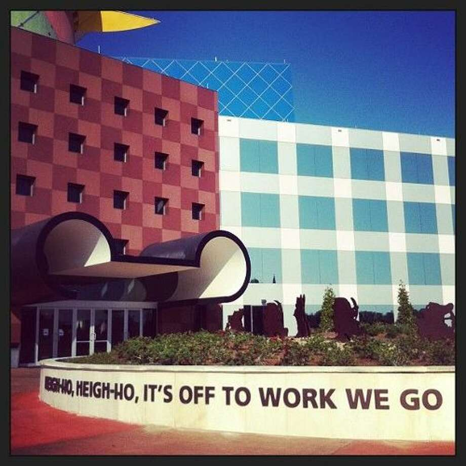 7. Walt DisneyHeadquarters:Burbank, CaliforniaSource: Fortune Magazine