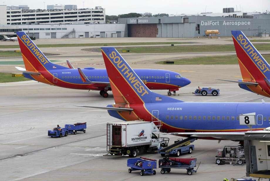 9. Southwest AirlinesHeadquarters:Dallas, TexasSource: Fortune Magazine Photo: Joyce Marshall, McClatchy-Tribune News Service / Fort Worth Star-Telegram