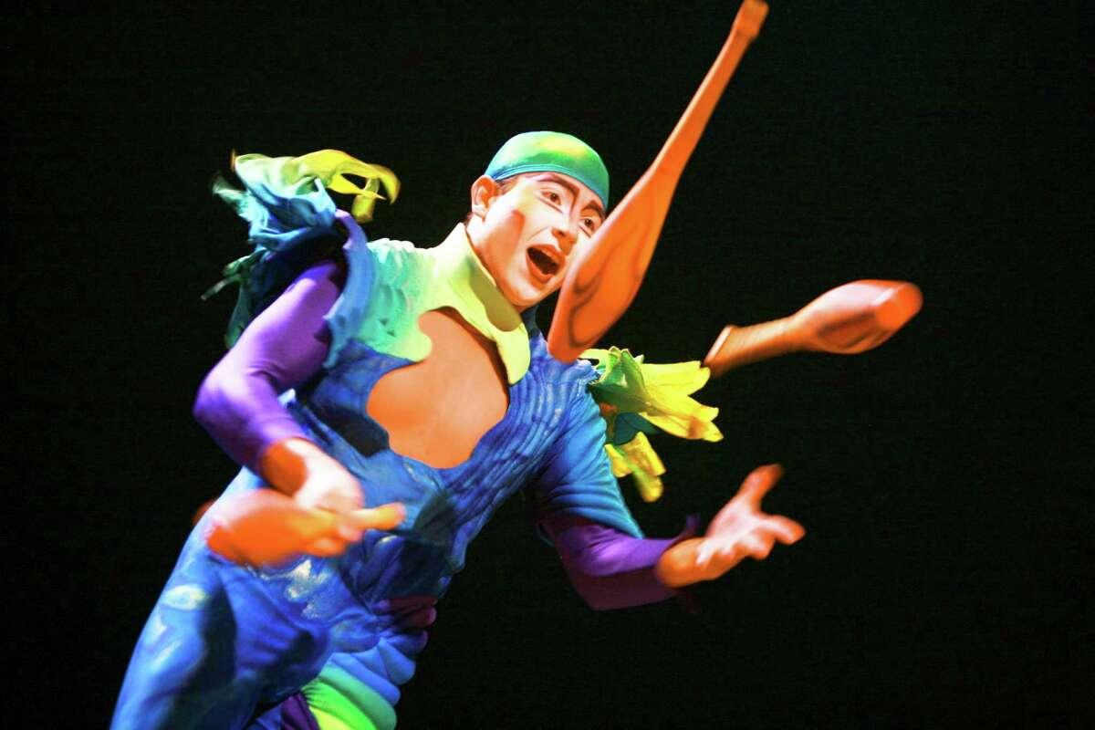 Cirque du Soleil s Varekai opens March 5, 2014 at Ford Park. Cirque du Soleil s Varekai opens March 5, 2014 at Ford Park.