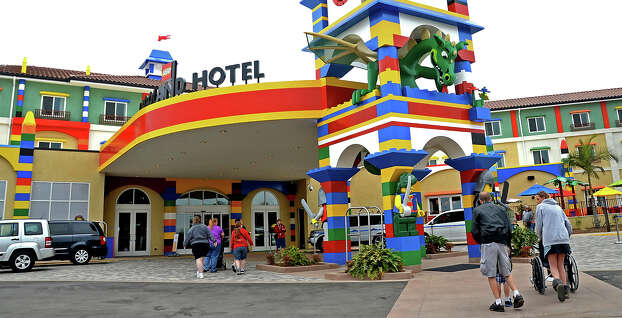 Legoland theme park and hotel is built for kids - Houston ...