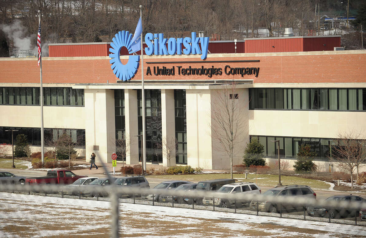 Sikorsky Aircraft officials announced Friday, Feb. 21, 2014, that the company would be laying off 600 employees, and that both salaried and hourly workers would be affected.