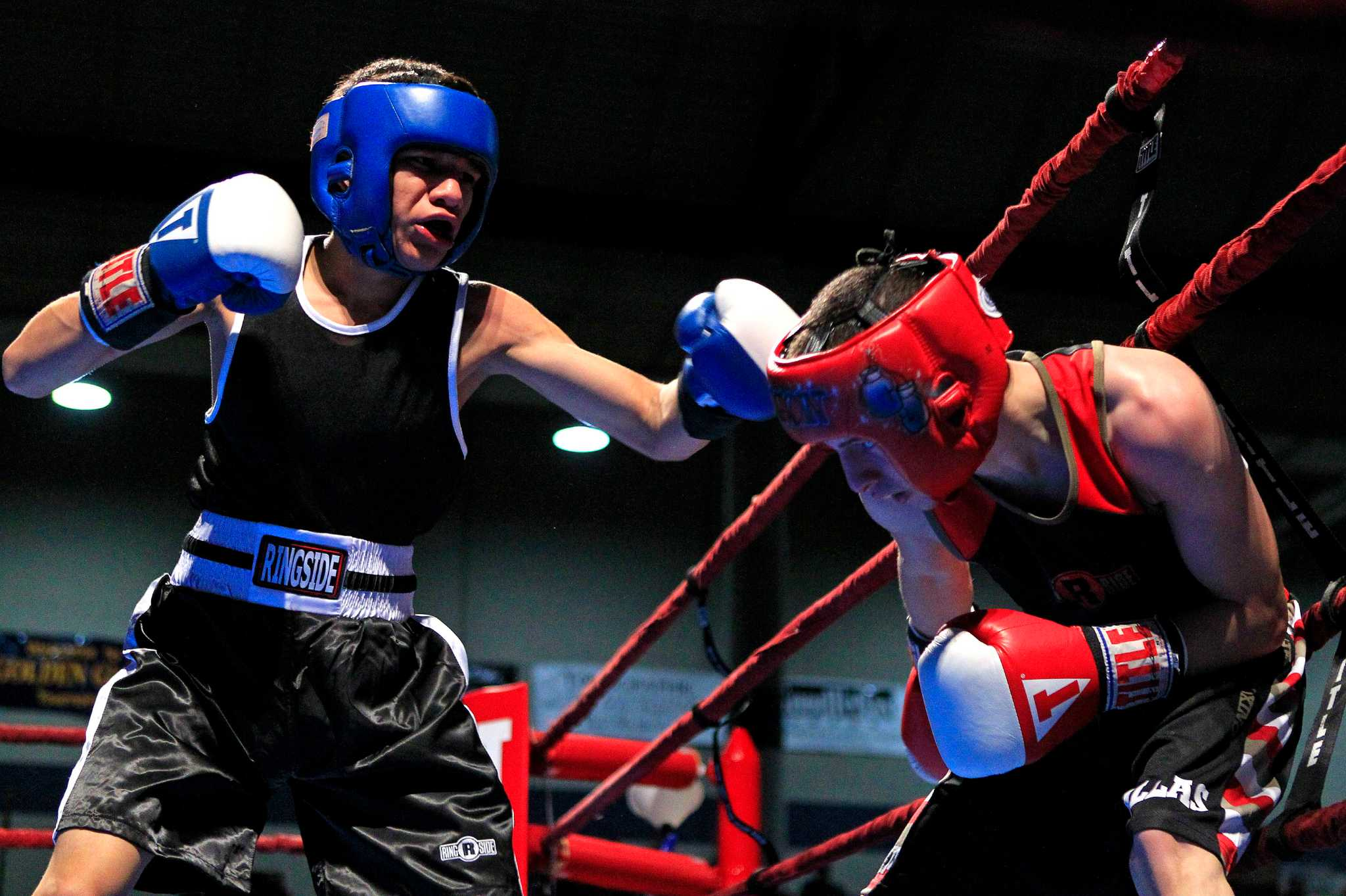 South Texans Roll At State Golden Gloves San Antonio
