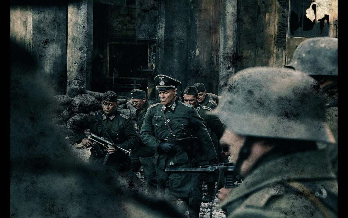"""With the use of 3-D IMAX, the horrors of war depicted in """"Stalingrad"""" are even more graphic and disturbing."""